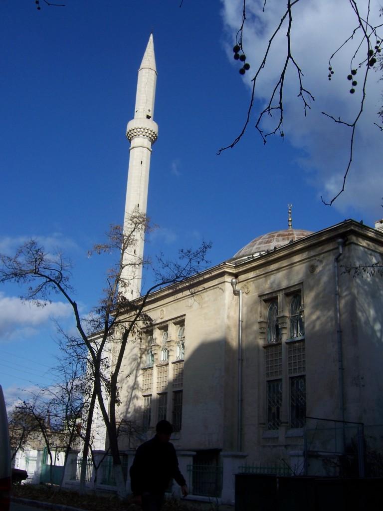 мечеть Севастополь